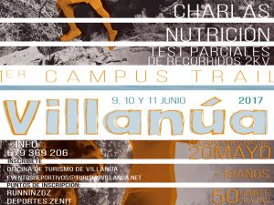 1º Campus Trail Villanúa